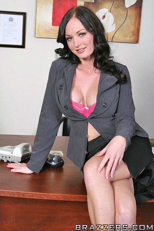 A secretary fucks the company directors 4